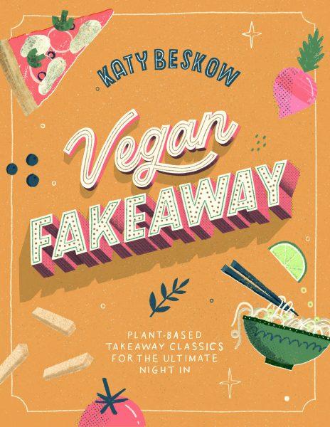 Jacket for 'Vegan Fakeaway'