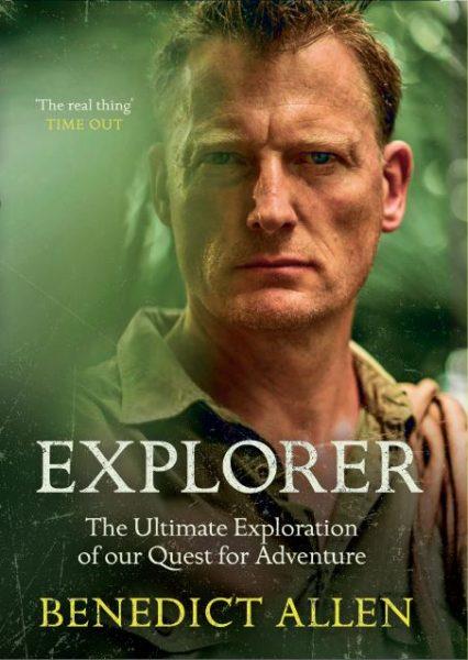 Jacket for 'Explorer'