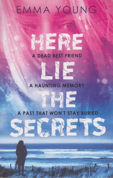 Jacket for 'Here Lie the Secrets'