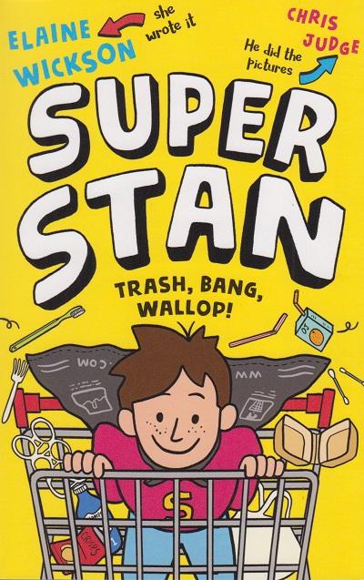 Jacket for 'Super Stan'
