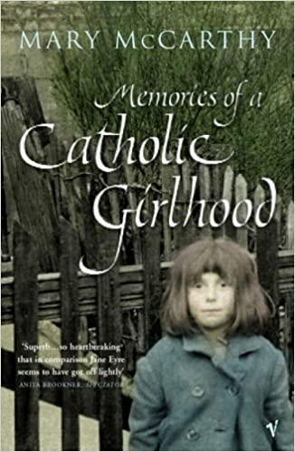 Jacket for 'Memories of a Catholic Girlhood'