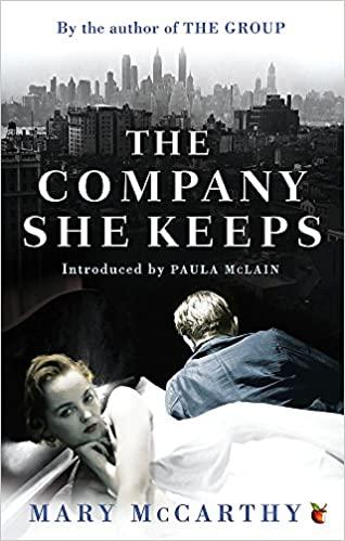 Jacket for 'The Company She Keeps'