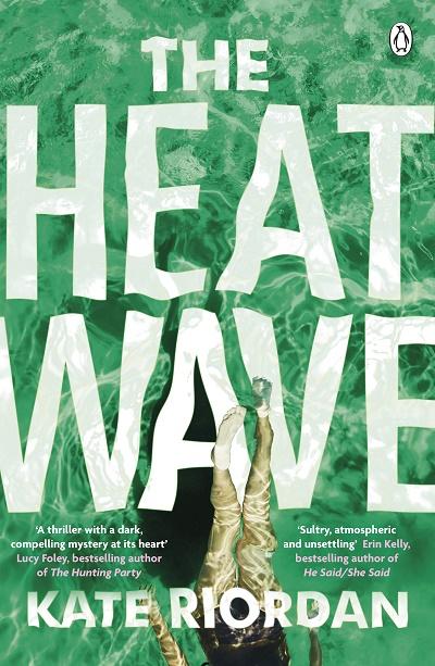 Jacket for 'The Heatwave'