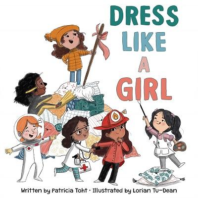 Jacket for 'Dress Like a Girl'