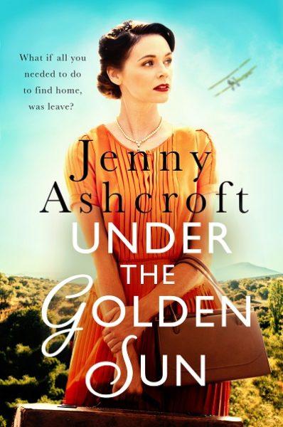 Jacket for 'Under the Golden Sun'