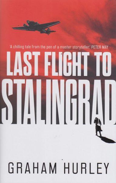 Jacket for 'Last Flight to Stalingrad'