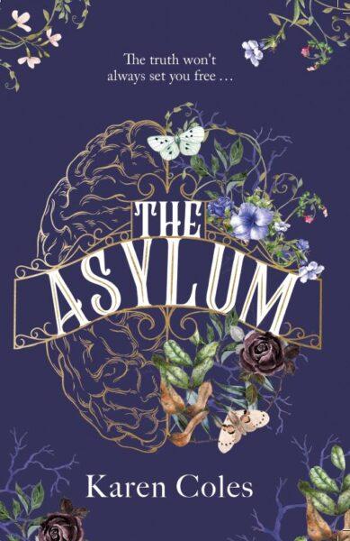 Jacket for 'The Asylum'
