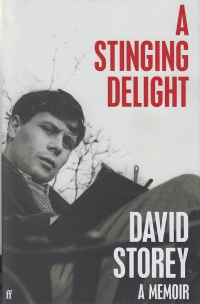 Jacket for 'A Stinging Delight: A Memoir'