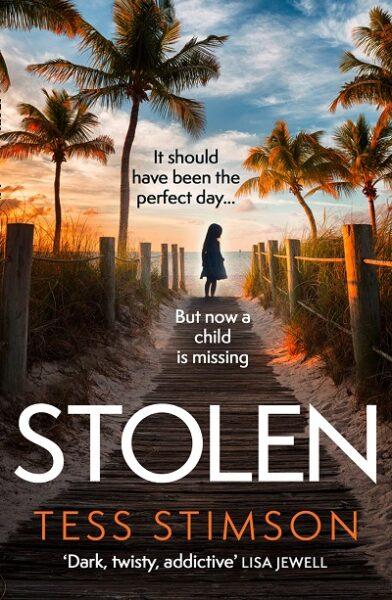 Jacket for 'Stolen'