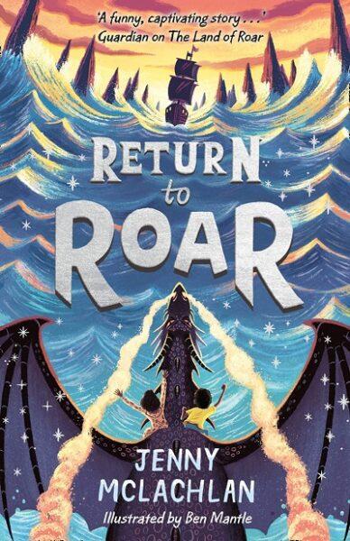 Jacket for 'Return to Roar'